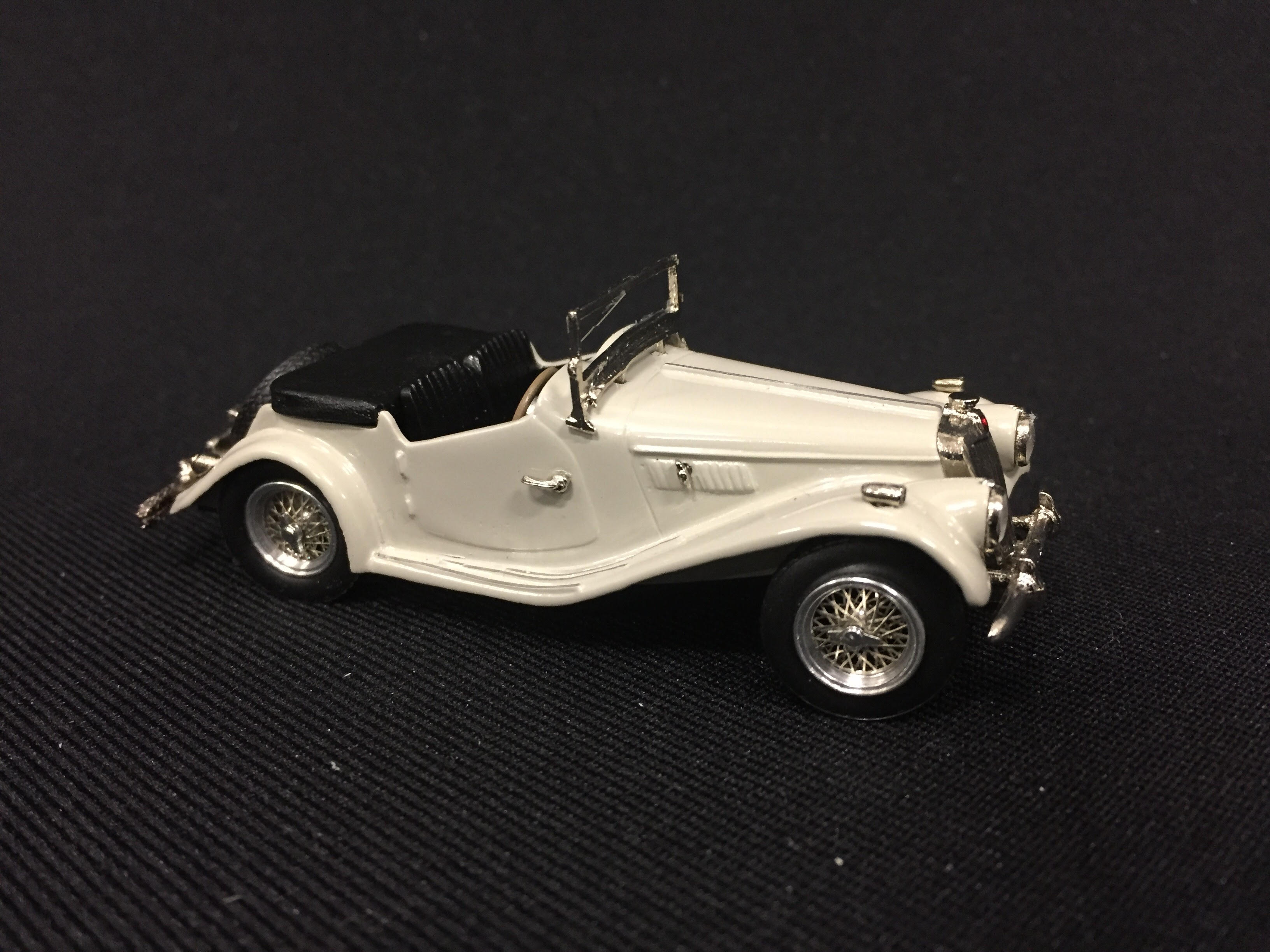 1953 Mg Tf Open Top Sams Model Cars