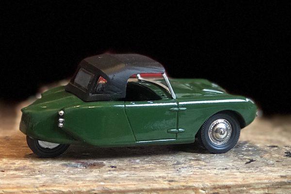 1959 Berkeley T60 Top Up Green