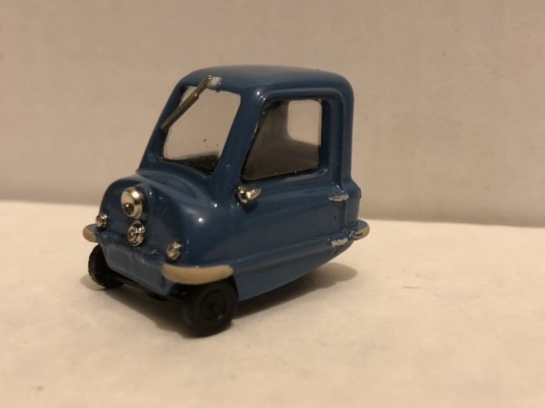 Peel P50 blue