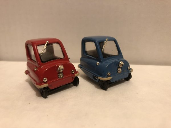Peel P50 two front