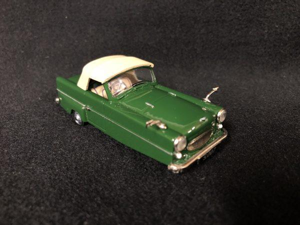 Bond Model E Green Front View