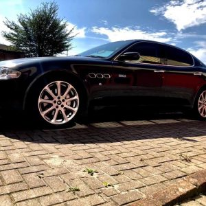 Maserati Give Away