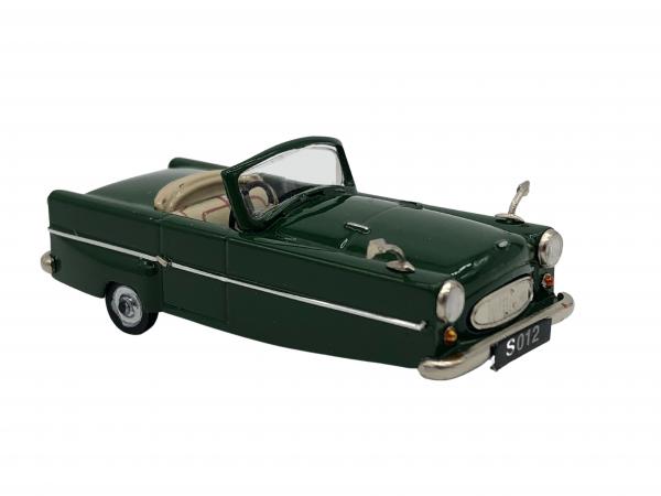 Bond Model E Open Roof Dark Green