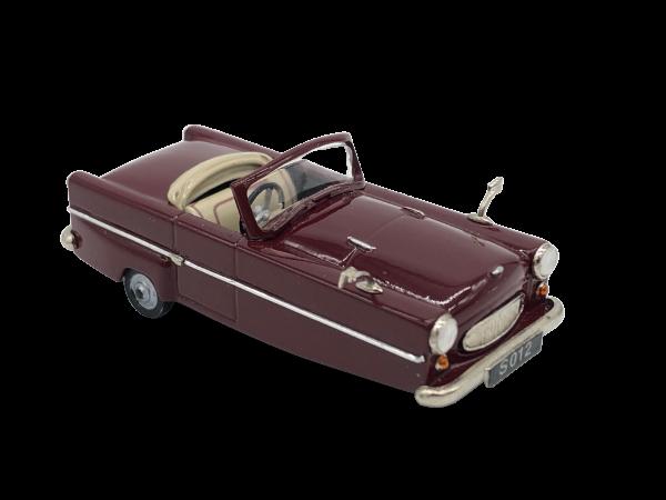 Bond Model E Open Roof Maroon