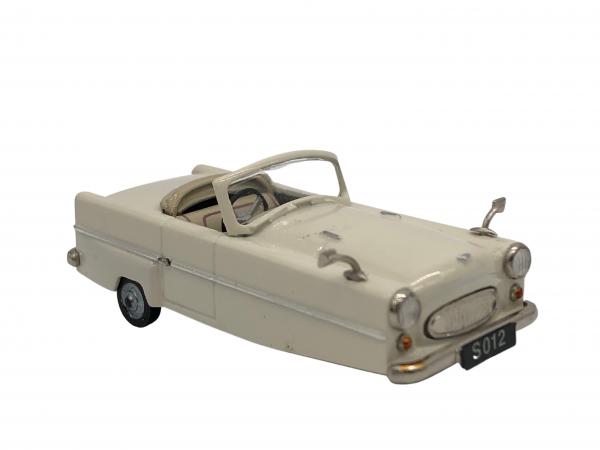 Bond Model E Open Roof Old English White